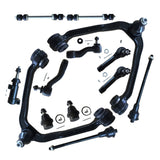 13pcs Complete Control Arm Front Suspension Kit for 02-06 CADILLAC 99-07 CHEVROLET/GMC | 45896348