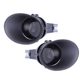 Smoke Glass Bumper Driving Fog Lights Lamps for 2002-2008 Dodge Ram 1500 2500 3500 | 89826442