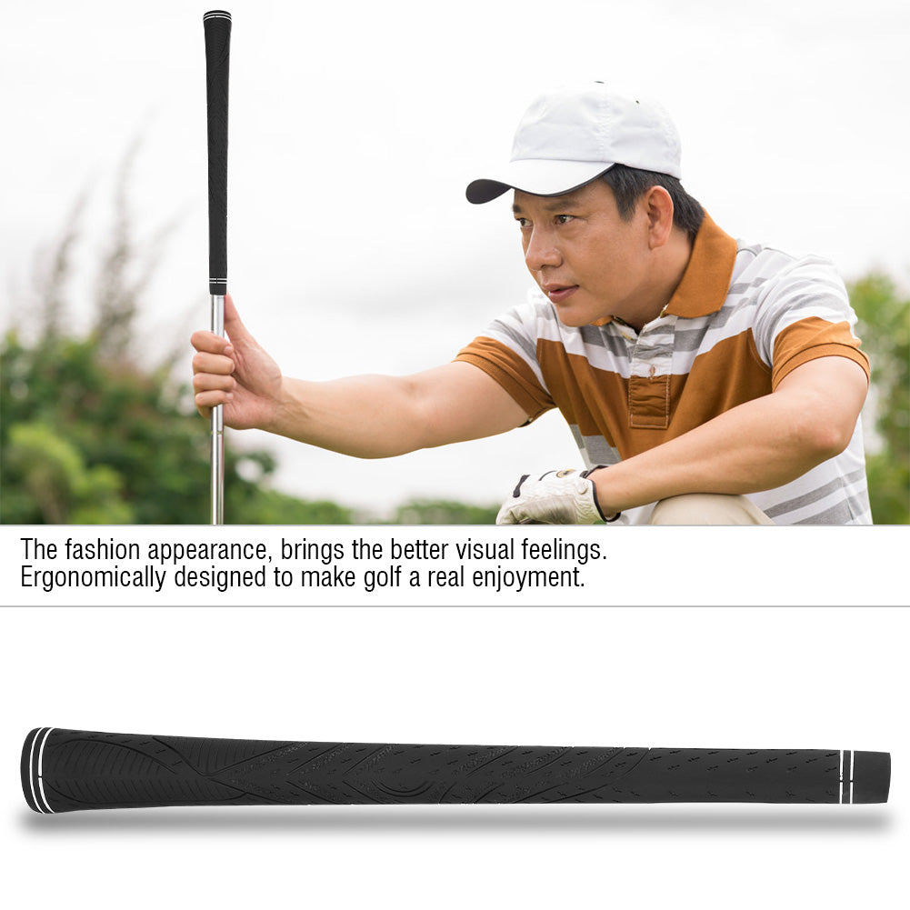13pcs Durable Soft Rubber Golf Club Grip Handle Cover Accessories Replacement | 62614520