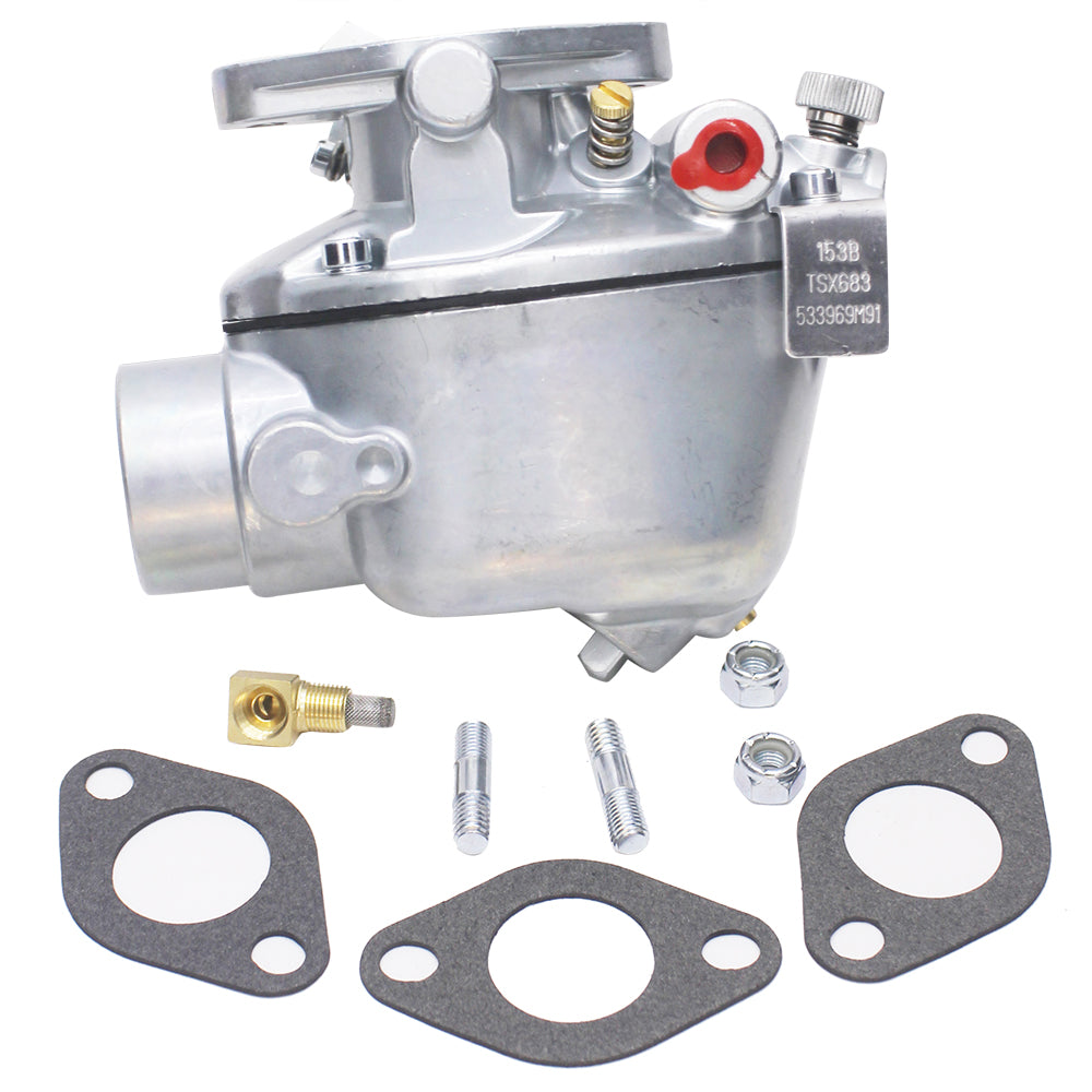 ATV Carburetor for Massey Ferguson TO35 35 40 50 F40 50 135 150 202 204 | 26617991