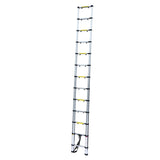12.5 Ft Multi Purpose Aluminum Ladder Extend Telescopic Garden Tool Portable | 48258179