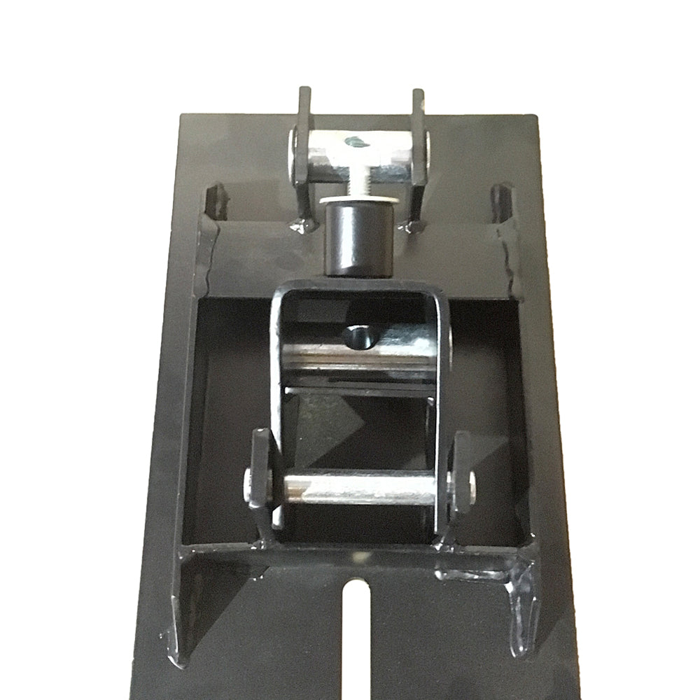 0.5 Ton Transmission Jack Adapter Gearbox Trolley Jack Cradle Support Plate Black | 82624202