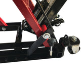 1500LBS Motorcycle /ATV Jack Red | 41840705