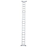 19.5ft Multi Purpose Aluminum Telescopic Ladder Heavy Duty Folding Extension | 16853386