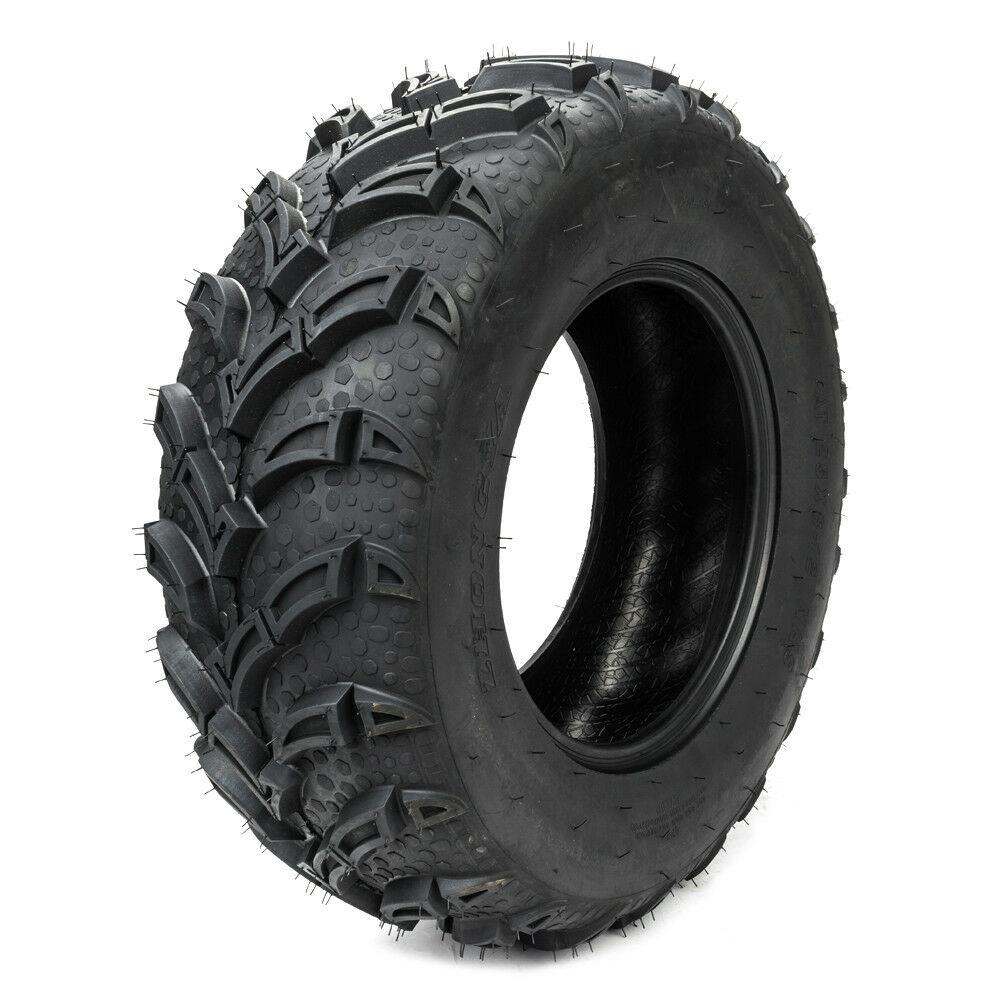 "TWO TIRE SET ATV TIRES 6 PLY 25"" 25x8x12 Factory Direct with warranty 