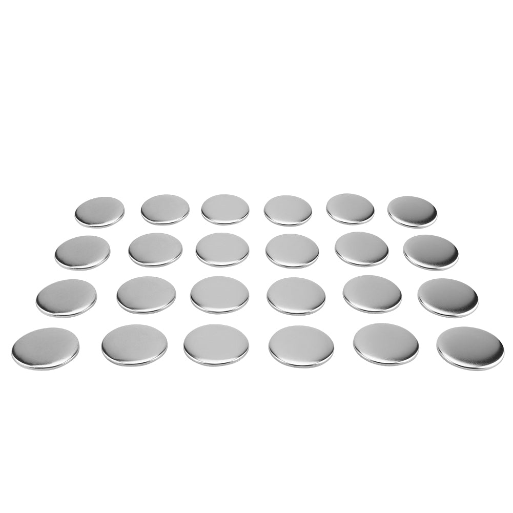 1000pcs 58mm DIY Blank Pin Badge Button Parts Consumables for Pro Button Maker | 14266988