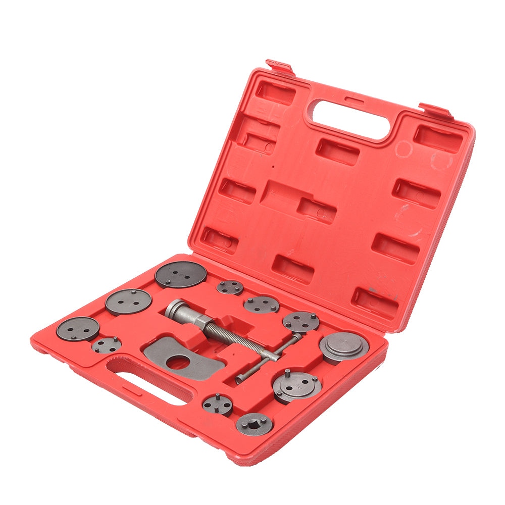 13pcs Universal Disc Brake Caliper Wind Back Tool Kit Gray | 53860671