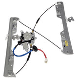 Window Regulator 748-555 Front Right with Motor for 03-07 Nissan Murano | 40884559