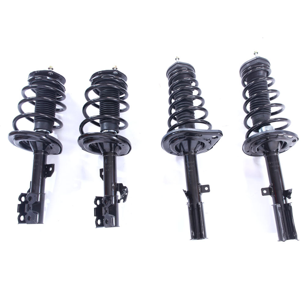 2 pcs Iron Shock Absorber 5-172307-172308 JB Black | 65437157