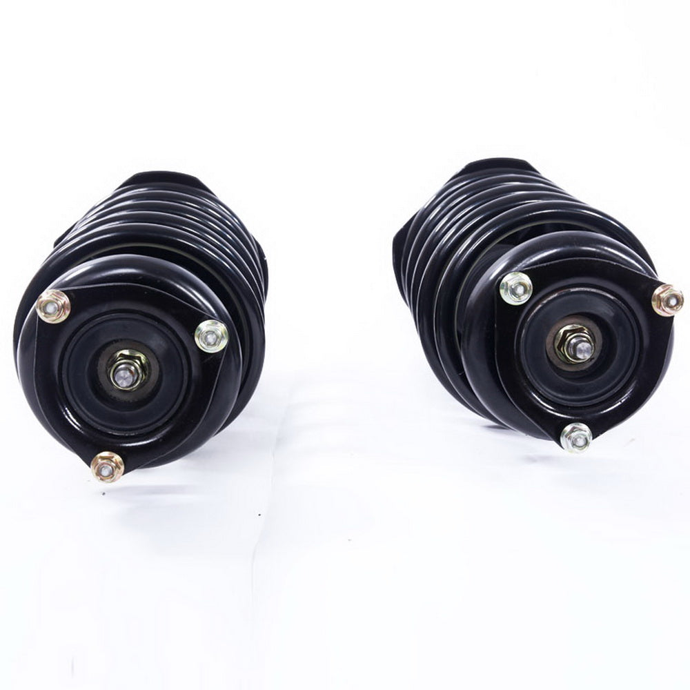 2 pcs Iron Shock Absorber 13-172105-172106 JB Black | 19037182