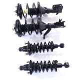2 pcs Iron Shock Absorber 7-171433-171434 JB Black | 00394954