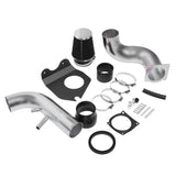 "The 3.5"" Intake Kit Is Available In The Ford Mustang 1996-2004 V8 4.6l Black 