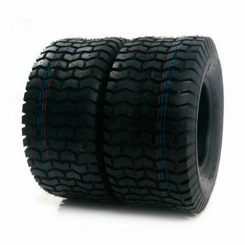 [Set of 2] Max load:680Lbs Garden TURF TIRES Tubeless 16x7.50-8 4PR millionparts | 53983385