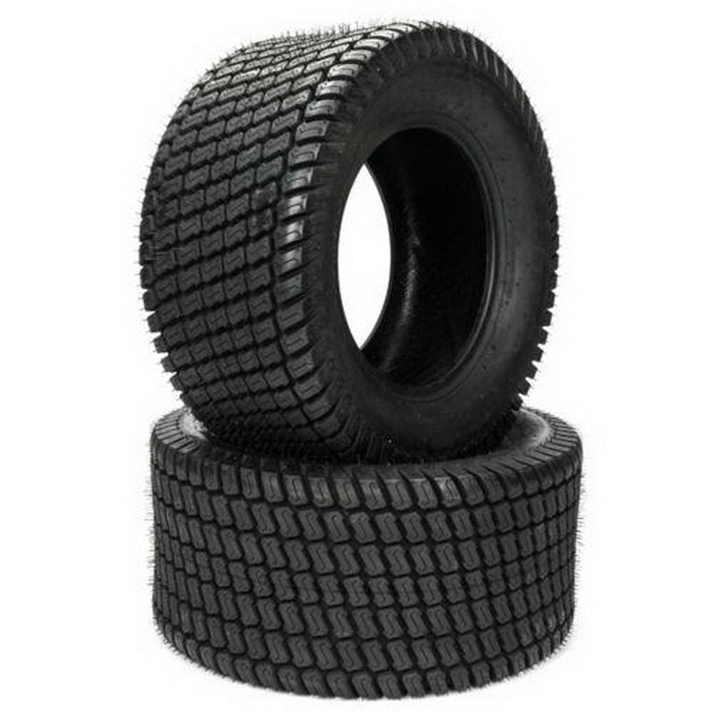 [Set of 2] 20x8-10 P332 4PLY Turf Tire Tractor Mower Tire Tubeless 895Lbs | 78108142