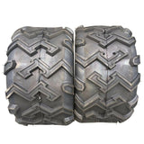 "Set of(2) Rim Width: 4.5"" 22X11-10 22x11x10 4PR P306 ATV UTV Tubeless Tires 