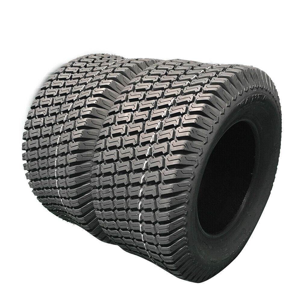 1pcs - Turf Tires 18x10.5-10 4PLY P332 Garden Lawn Mower PSI:20 SW:9.843in | 60408059