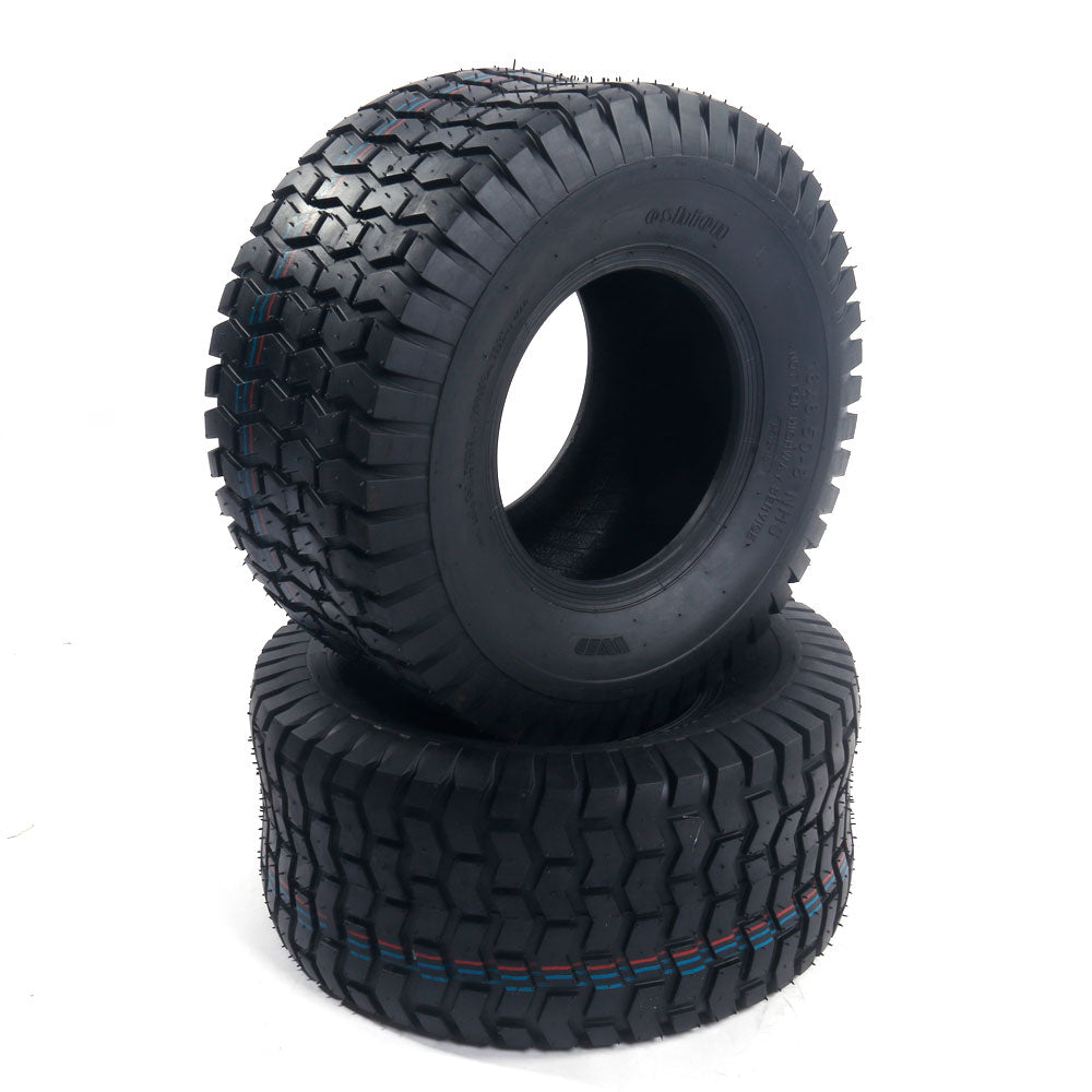 2 * Tractor Mower Tires 20x10-8 P512 Garden Lawn Mower Max load:1200Lbs | 21241095