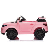 12V Kids Ride On Car 2.4GHZ Remote Control LED Lights Pink | 76658279