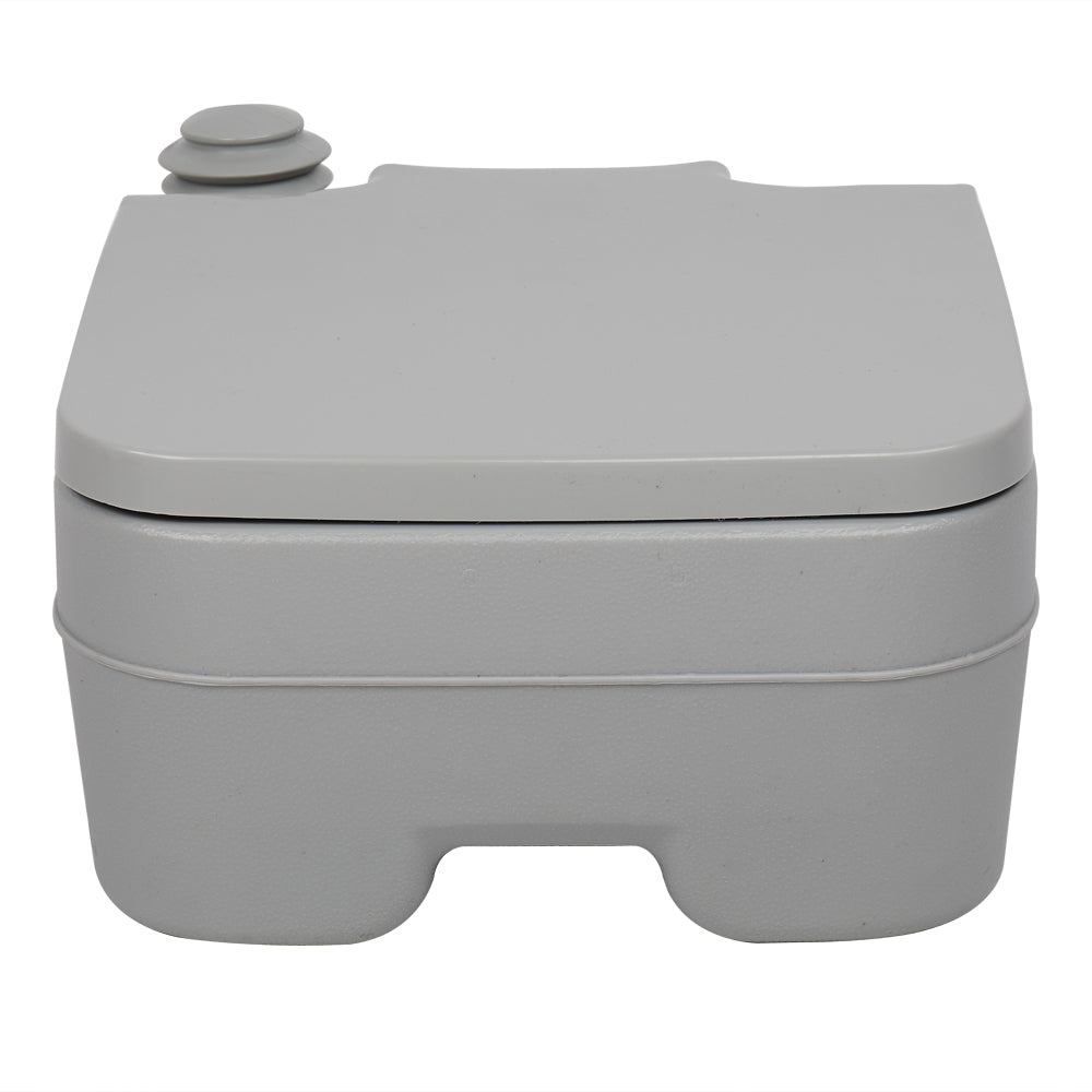 10L Portable Removable Flush Toilet with Double Outlet | 32717826