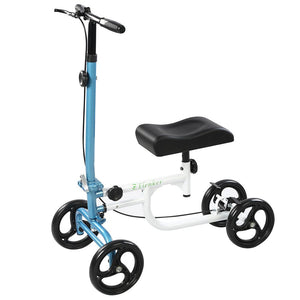 HCT-9125AH  Economy Knee Walker Steerable Medical Scooter Crutch Alternative