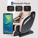 Favor-MM650 Real Relax 2020 Massage Chair Full Body Shiatsu with Bluetooth Capability