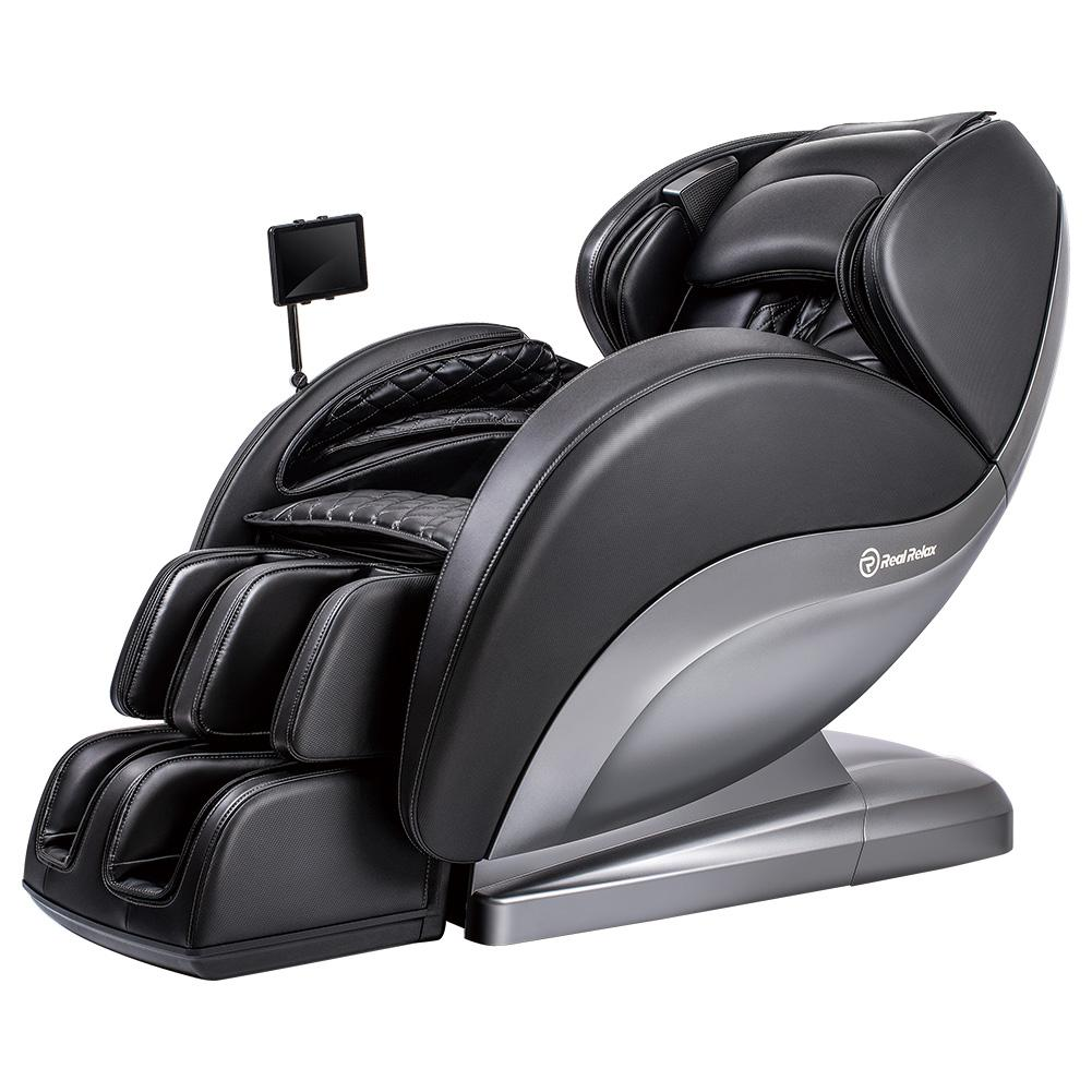 Platinum series PS-6500 SL-TRACK Zero-Gravity Full-Body 3D Shiatsu Massage Chair by RealRelax™
