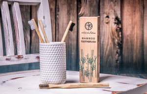 Four creatives ideas on how you can RE-USE your Ethical Active Eco Bamboo toothbrush: