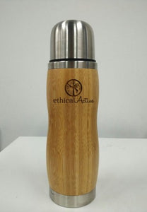 Eco Bamboo Travel Cannister