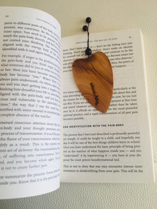 Eco Wooden Bookmark
