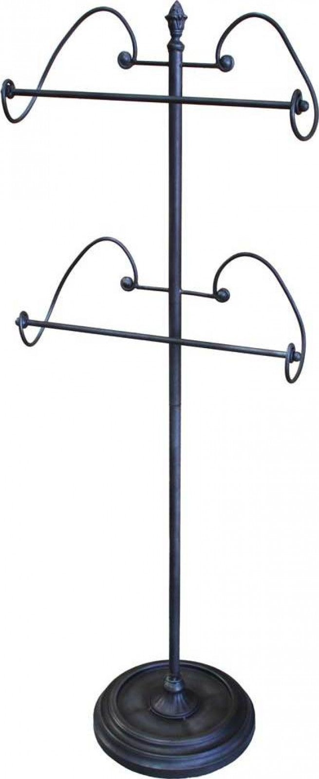 Metal Rail On Stand
