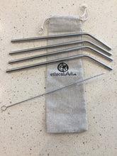 Eco Friendly Stainless Steel Straw Sets