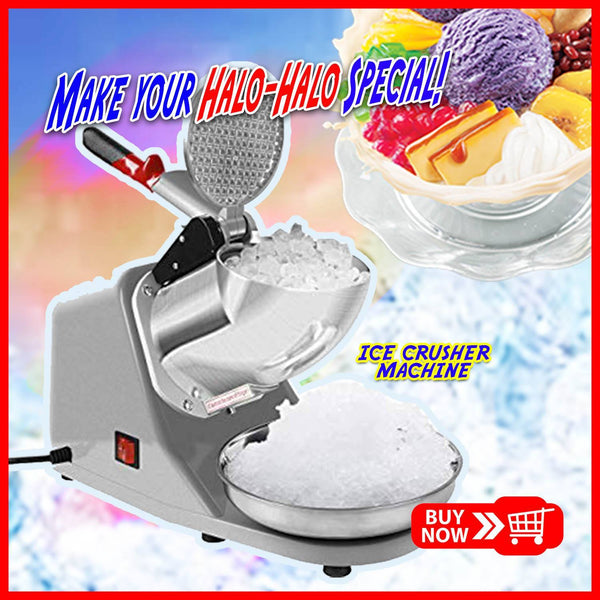 ELECTRIC ICE CRUSHER