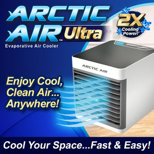 AirCooler Ultra 2x cooling power