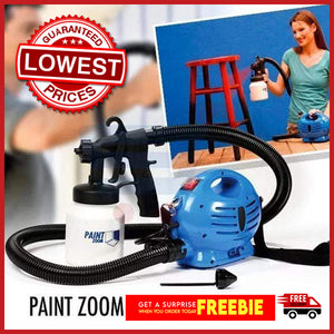 Portable Spray Gun Painting Machine