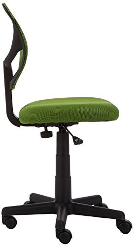 AmazonBasics Low-Back Computer Chair - Green