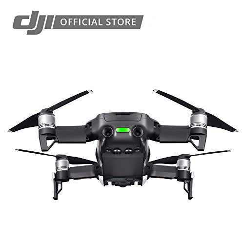 DJI Mavic Air Portable & Collapsible RC Quadcopter Drone with 3 Axis gimbal camera (Fly More Combo, Arctic White) …