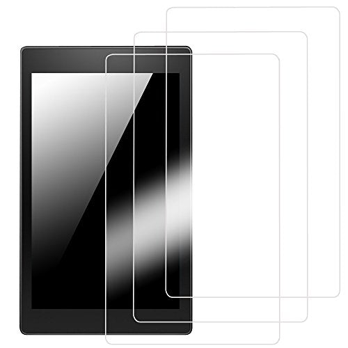 "Fintie 3-Pack Ultra-Clear HD Screen Protector for 10.1"" Android Tablet iRULU X1"