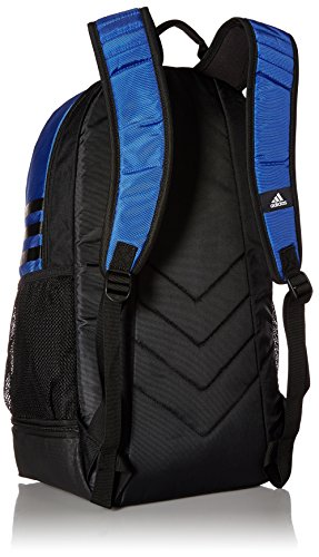adidas Unisex Pivot Team Backpack, Bold Blue/Black/Neo White, One Size
