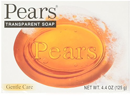 Pears Transparent Original Soap - 4.4 Oz, 12 Pack
