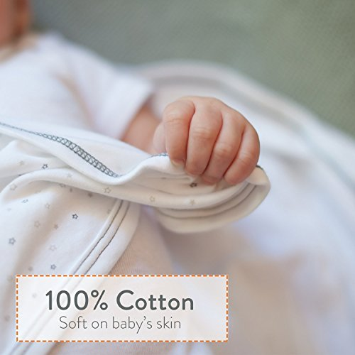 Nested Bean Zen Sack Classic - Adjustable Cotton Wearable Blanket | Baby Bag 6 -