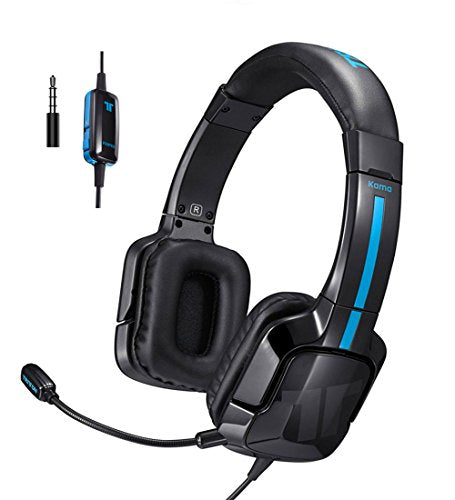 TRITTON Kama Stereo Gaming Headset for PS4, Xbox One, Noise Cancelling Over Ear