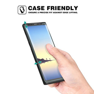 Samsung Galaxy Note 8 HD Tempered Glass Screen Protector Anti-Scratch 1 Piece