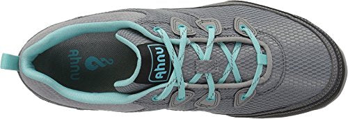 Ahnu Womens W Sugarpine Air Mesh Hiking Shoe, Medium Grey, 8 M US