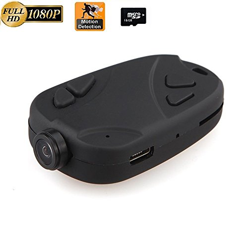 MATECam Mini Camera Mate 808 Keychain Camera 1080P RC FPV Cam Motion Detector Outdoor Camcorder