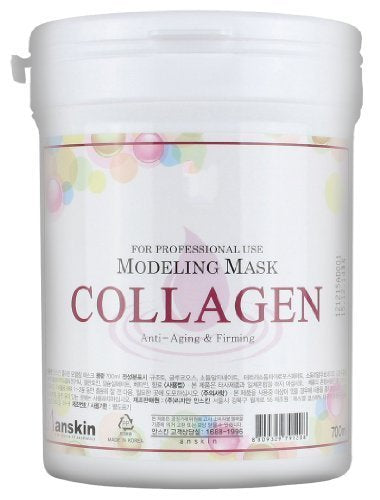 700ml Modeling Mask Powder Pack Collagen for Anti aging & Firming (New version/Old version)