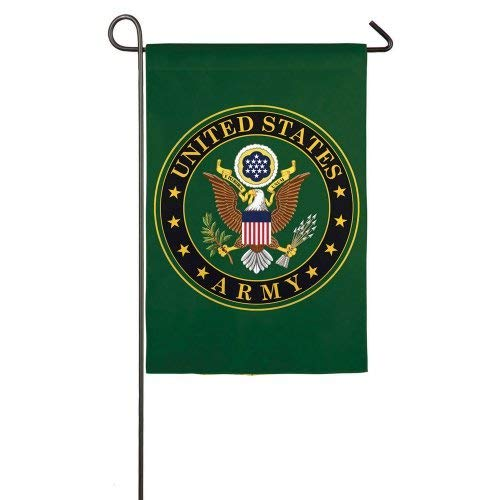 US Flag Store 14S2914 United States Army Patriotic Garden Flag