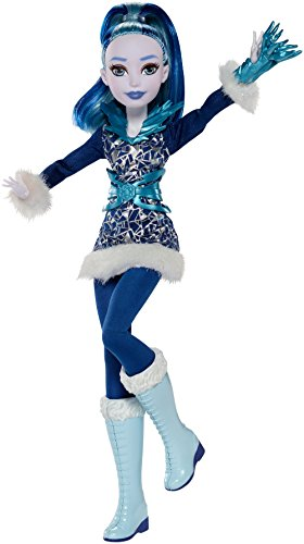 DC Super Hero Girls Frost Action Doll, 12""