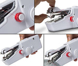 Awekris Handy Stitch, Mini Hand Sewing Machine Portable Handheld Stitch Cordless