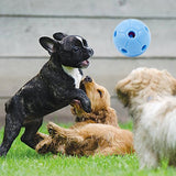 Interactive Dog Ball by FurryFido, Dog toys ball and treat dispensing for and