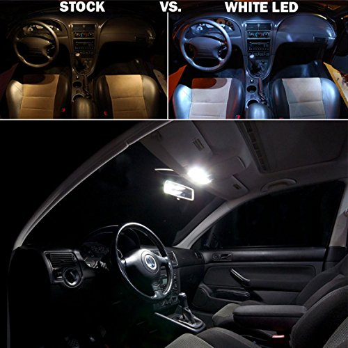 578 211-2 212-2 Led Dome Light Bulb for Car - SEALIGHT 4014 Chipset Canbus Error